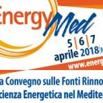EnergyMed (Napoli 5-6-7 aprile 2018) – Registrati con il codice invito ed entrerai gratuitamente